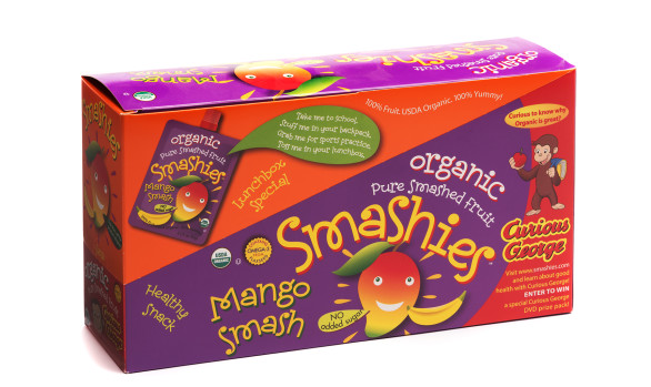 Smashies Fruit Label